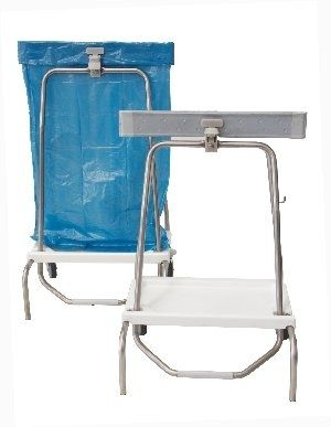 Linen trolley / with automatic closure SHUTFT SERIES Conf Industries