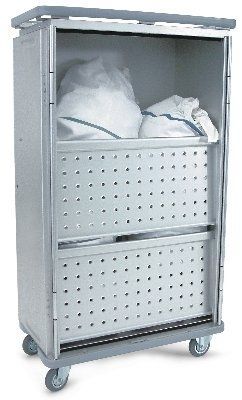 Medical cabinet / linen / for healthcare facilities N204OP Conf Industries