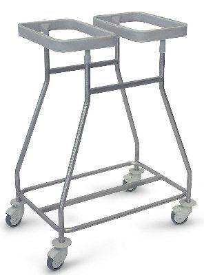 Linen trolley / 2-bag AXLBC2 Conf Industries