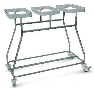 Linen trolley / 3-bag AXLBC3 Conf Industries