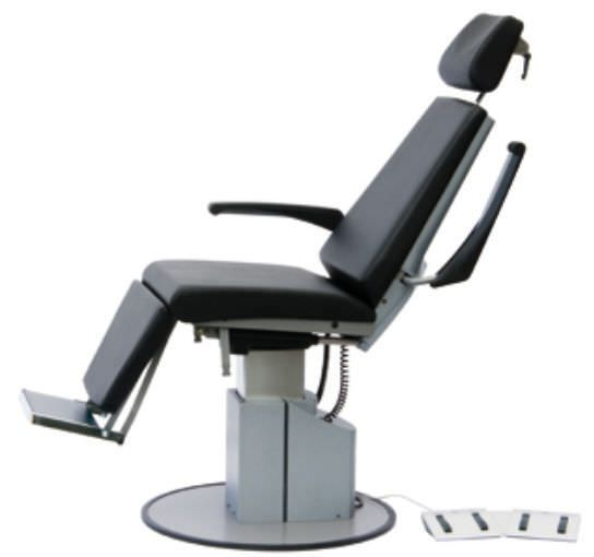 Electrical treatment chair / electro-pneumatic / electromechanical / height-adjustable 4736100 dantschke ? intelligent medical systems