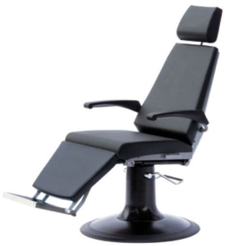 Hydraulic treatment chair / height-adjustable / 3 sections 4632000 dantschke ? intelligent medical systems