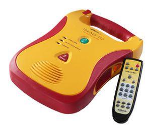 Semi-automatic external defibrillator Lifeline AED Defibtech