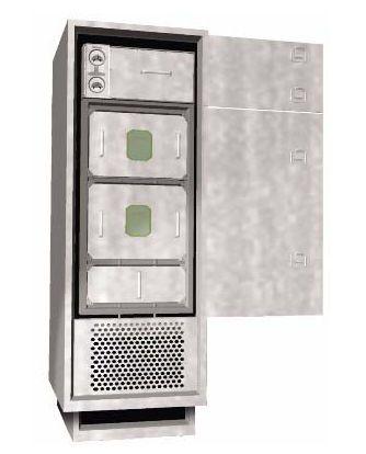 Air filtration system / for healthcare facilities Pharmatain™ Camfil Farr