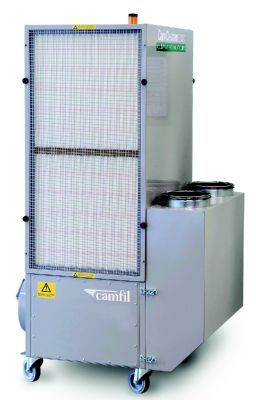 Air filtration system / for healthcare facilities CamCleaner 6000 Camfil Farr