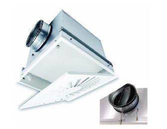 Healthcare facility filtering ceiling CamSeal Camfil Farr