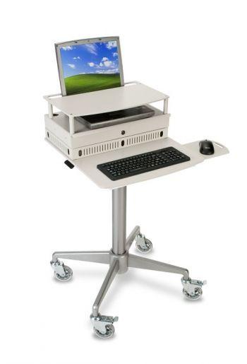 Medical computer cart CC1070 Cura Carts