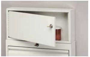 Medical cabinet / medicine / wall-mounted MWD560MB-33 Cura Carts