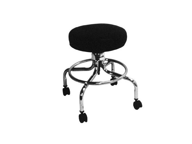 Medical stool / height-adjustable / on casters BIODEX