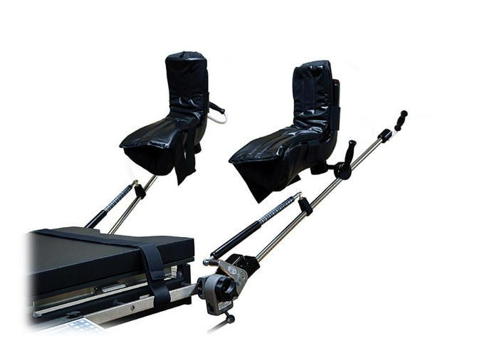 Boot-type leg holder operating table BIODEX