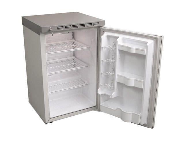 Laboratory refrigerator / built-in / lead-lined / 1-door BIODEX