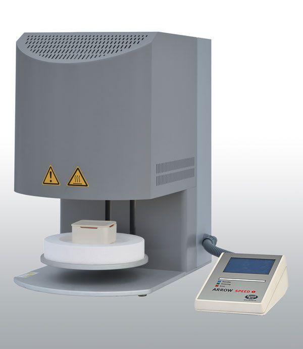 Sintering furnace / dental laboratory / zirconia ARROW SPEED I DENTAS