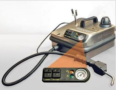 Dental laboratory steam generator ARROW CERAJET DENTAS