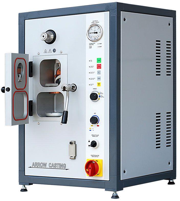 Dental laboratory casting machine ARROW CASTING DENTAS