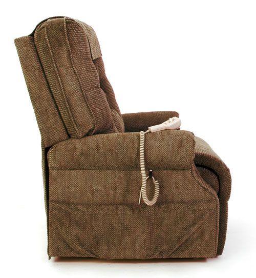 Reclining medical sleeper chair / electrical / bariatric max. 270 kg COBI XXL-Rehab