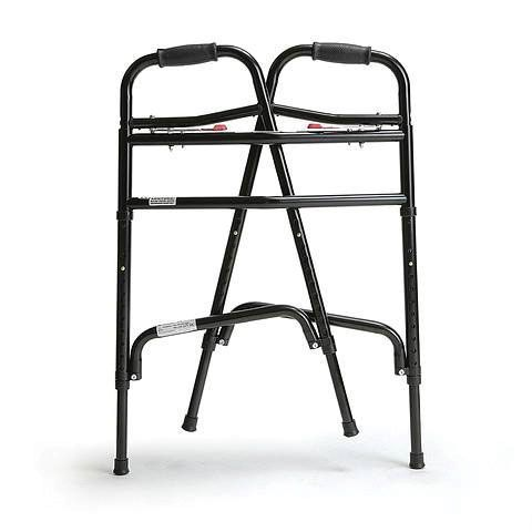 Height-adjustable walker / bariatric / folding max. 270 kg COBI XXL-Rehab