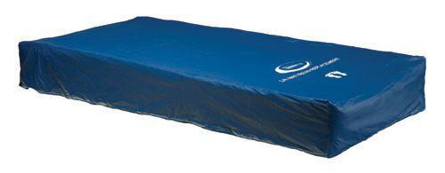 Anti-decubitus mattress / for hospital beds / dynamic air / tube max. 350 kg COBI XXL-Rehab