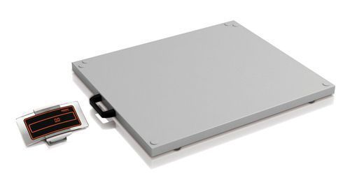 Bariatric patient weighing scale / electronic / with BMI calculation max. 300 kg COBI XXL-Rehab