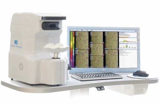 Specular microscope (ophthalmic examination) / pachymeter / non-contact pachymetry SP02 CSO Costruzione Strumenti Oftalmici