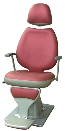 Ophthalmic examination chair / ENT / electrical / 3-section CSO Costruzione Strumenti Oftalmici