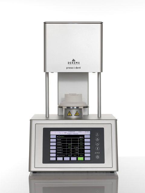 Sintering furnace / dental laboratory / ceramic AUSTROMAT 654 press-i-dent Dekema Dental-Keramiköfen