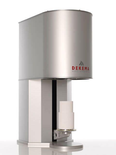Sintering furnace / dental laboratory 1600 °C | AUSTROMAT ?SiC Dekema Dental-Keramiköfen