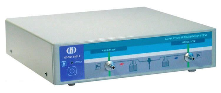 Endoscopy suction and irrigation pump ECONT-0301.2 Contact