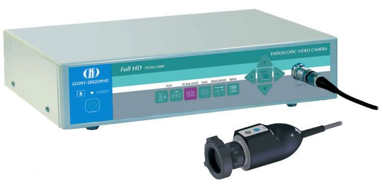 Digital camera head / endoscope / high-definition / with video processor ECONT-2002CMHD Contact