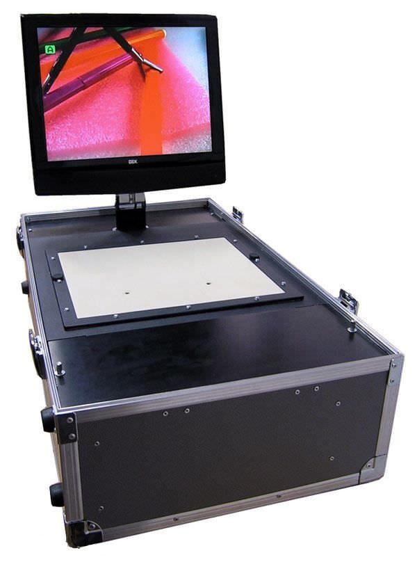 Laparoscopy training simulator Contact