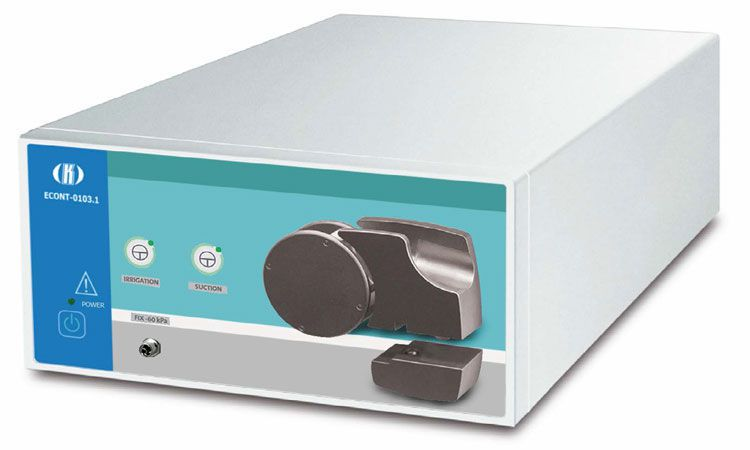 Laparoscopy suction and irrigation pump ECONT-0301.1 Contact