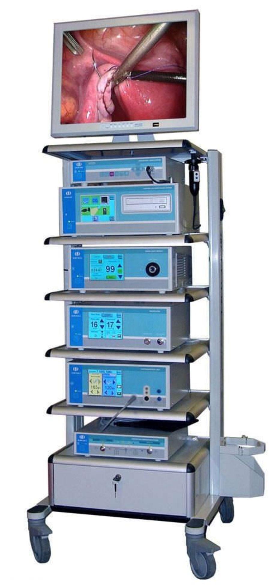 Endoscopy video column SPM-001 Contact