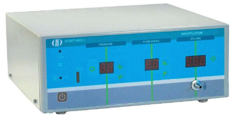 Electronic endoscopy CO2 insufflator ECONT-0401.1 Contact