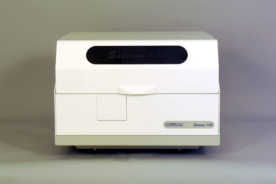 Automatic biochemistry analyzer / random access SATURNO 100 Crony Instruments