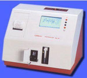 Semi-automatic biochemistry analyzer JOLLY 103 Crony Instruments