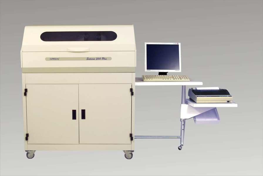Automatic biochemistry analyzer / random access SATURNO 300 PLUS Crony Instruments