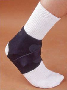 Ankle strap (orthopedic immobilization) / ankle sleeve / open heel 5540 Current Solutions