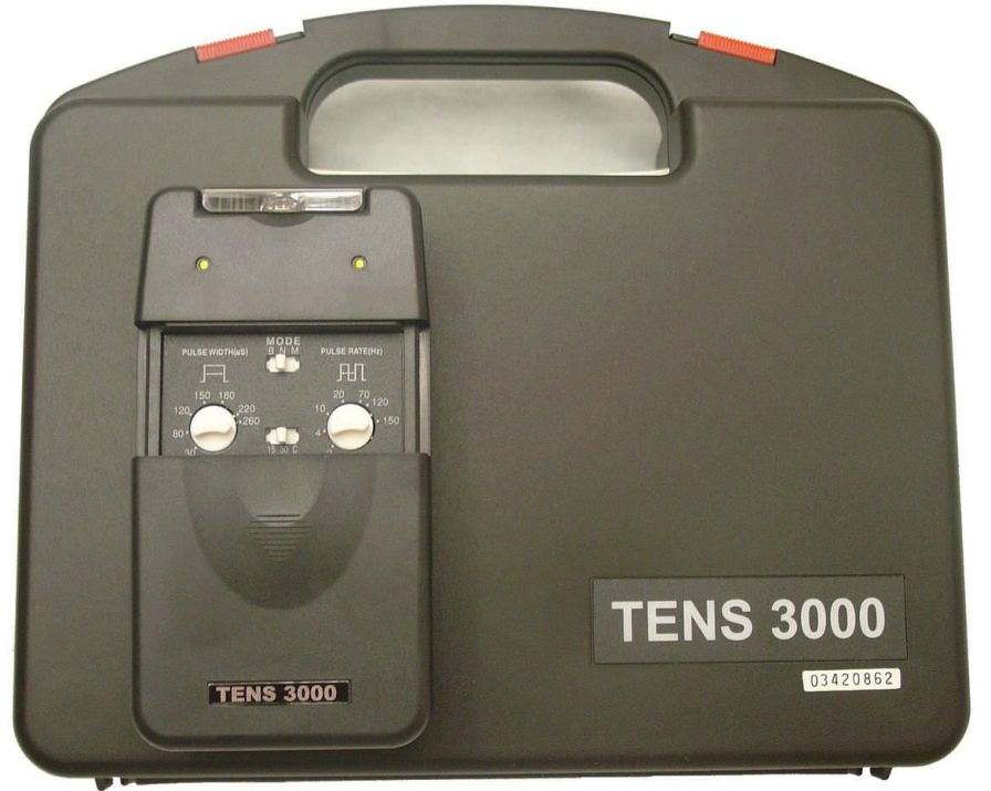 Electro-stimulator (physiotherapy) / hand-held / TENS / 2-channel 2 - 150 Hz | TENS 3000 Current Solutions