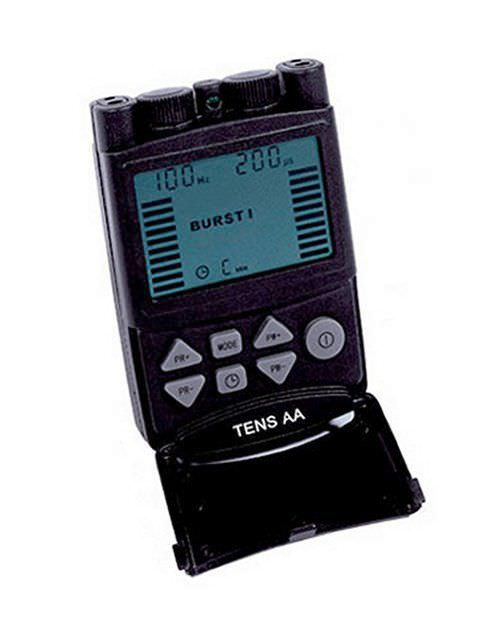 Electro-stimulator (physiotherapy) / hand-held / TENS / 2-channel 1 - 150 Hz | TENS AA Current Solutions