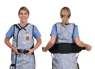 X-ray protective skirt radiation protective clothing 53467 Anetic Aid