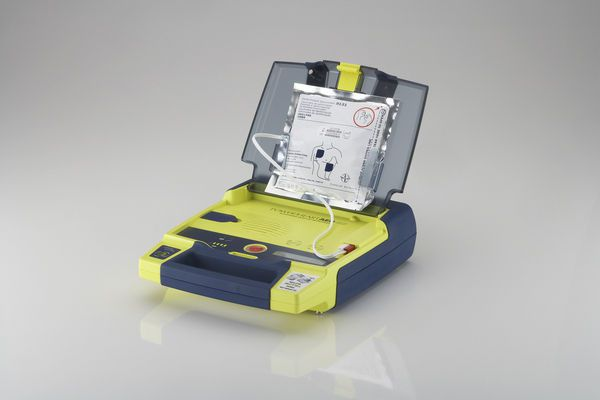 Automatic external defibrillator 95 - 351 J | POWERHEART AED G3 PLUS Cardiac Science