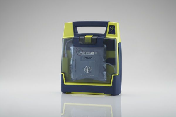 Automatic external defibrillator 95 - 351 J | POWERHEART AED G3 Cardiac Science