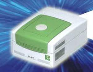 Real-time thermal cycler / Peltier effect SLAN Daan Diagnostics