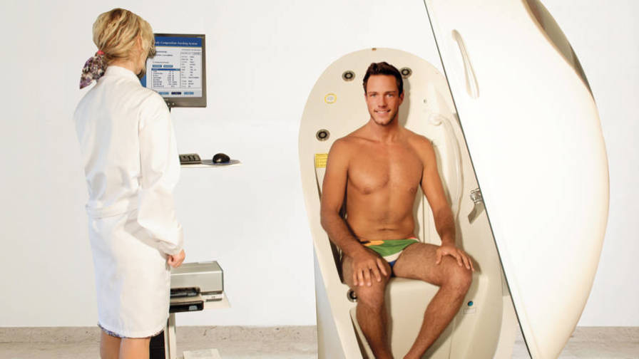 BOD POD - Adults/Children Body Composition