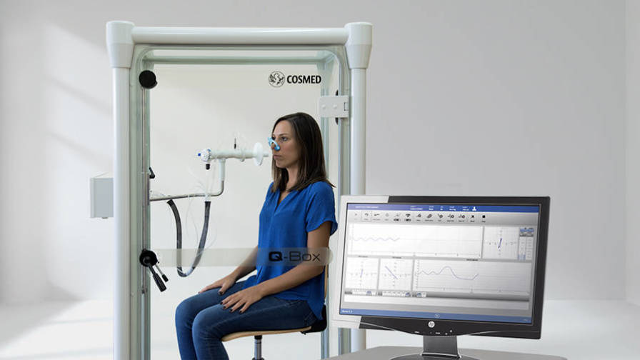 Q-BOX - Body Plethysmography and PFT Lab