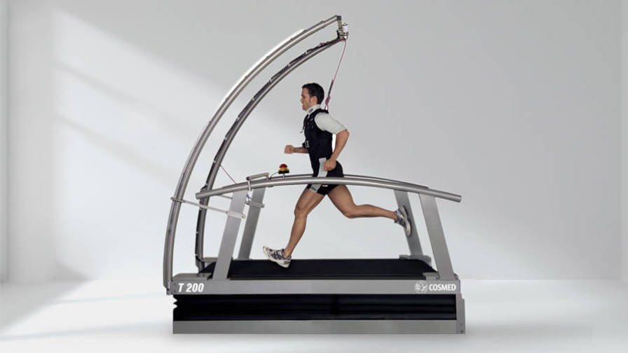 COSMED Treadmills - High performance running machines