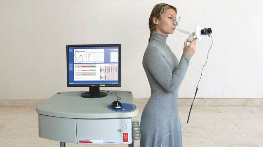 Quark Spiro - Advanced PC-based Spirometer
