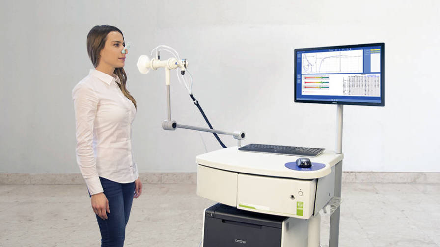 Quark PFT - Modular Pulmonary Function Testing Lab