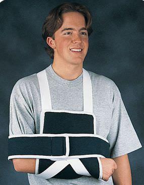 Shoulder splint (orthopedic immobilization) 0814 0161 Bird & Cronin