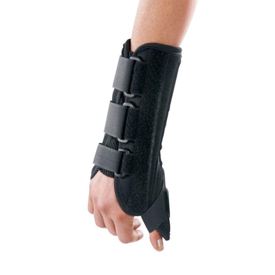 Wrist splint (orthopedic immobilization) / thumb splint / immobilisation 1034X, 1035X Breg