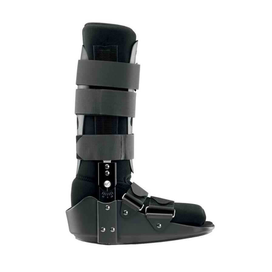 Long walker boot / articulated CROM Breg